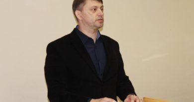 Председатель Слободской городской Думы ушел в отставку