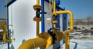 В селе Ильинском Слободского района достроили распределительный газопровод