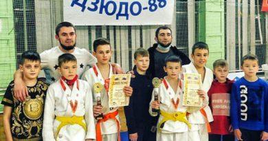 Слободские дзюдоисты вошли в число лидеров на патриотическом турнире