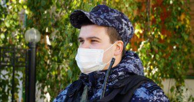 В Слободском росгвардейцы задержали подозреваемого в нанесение побоев